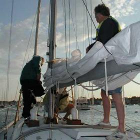 Sailing Lessons with Atlantic Charters