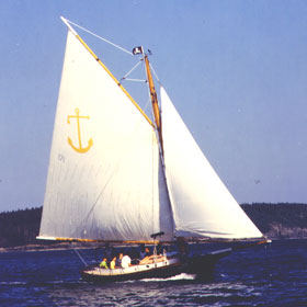 The Friendship Sloop Resolute